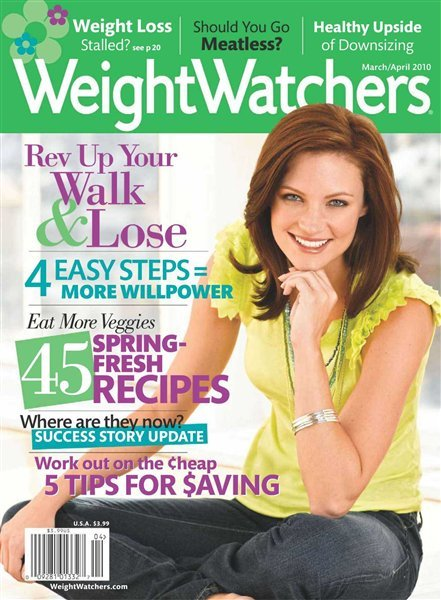 tanga weight watchers magazine for southern savers. Black Bedroom Furniture Sets. Home Design Ideas