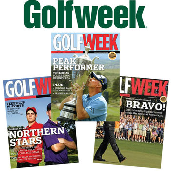 golfweek magazine deal