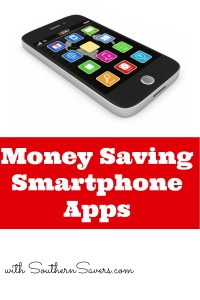Looking to save money?  Check out these money saving smartphone apps for your iPhone, Android and more.