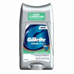 Gillette Odor Shield Deodorant
