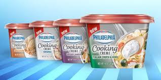 Philadelphia Cooking Creme Cooking With Kraft