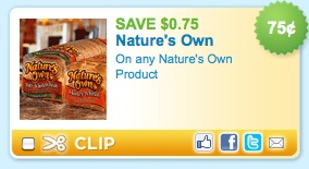 Natures Own Bread Use By Date