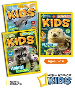 national geographic kids subscription deal