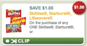 graphic relating to Printable Candy Coupons identify Printable Sweet Coupon codes: Skittles Haribo :: Southern Savers