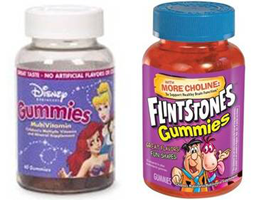 Disney Gummies Vitamins