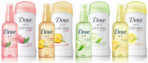 Dove Go Fresh Body Mist