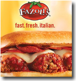 Fazoli's coupon