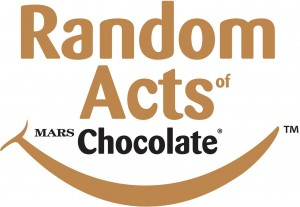 Mars Random Acts of Chocolate