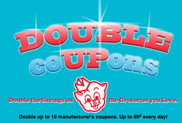 Piggly Wiggly Double Coupon Policy