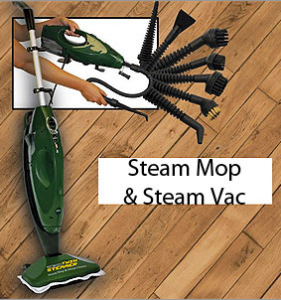 Steam Cleaner & Mop