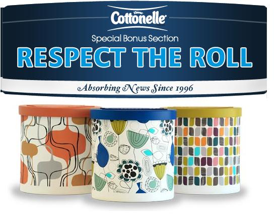 Cottonelle Respect The Roll Giveaway Southern Savers