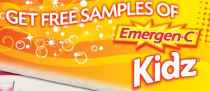 Emergen-C sample