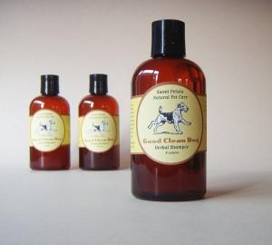 Good Clean Dog Shampoo