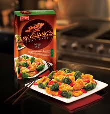 photo relating to Pf Changs Printable Menu named P. F. Changs Coupon: $3 off Residence Menu Frozen Entree
