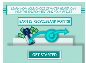Recyclebank Points and Coupons