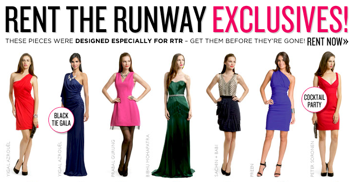 Rent a runway dress pictures