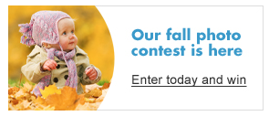 Snapfish Fall Contest