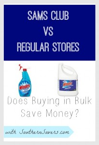 Find out if buying in bulk at Sams Club, Costco and other warehouse stores really saves you money.  Couponing may be the way to go.