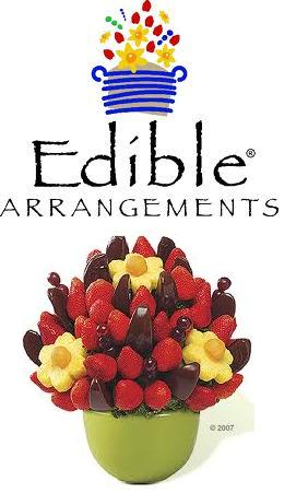 Get 5 off an edible arrangement using coupon code inet1015