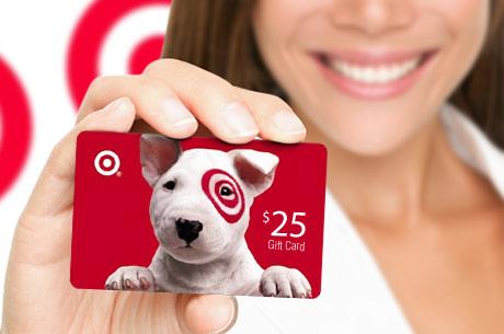 target giftcard deal