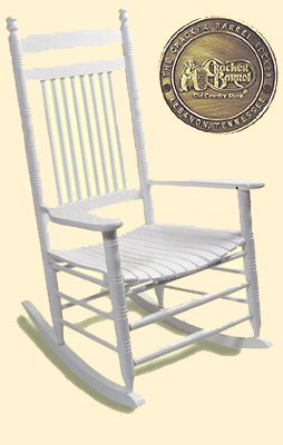... have wanted a Cracker Barrel rocking chair every time you saw them