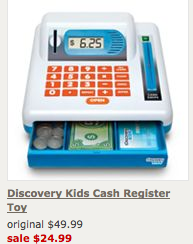 Kohls Discovery Kids Toy Sale