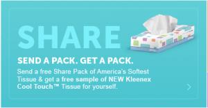 Kleenex Share