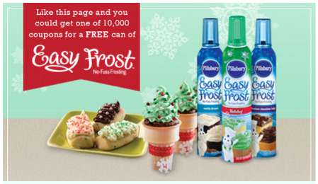 Pillsbury Easy Frosting Giveaway