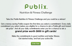 Publix coupon