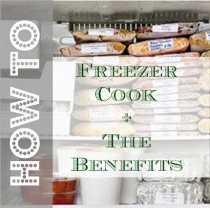 Are you trying to learn to freezer cook?  This is the post for you!  Save money with it and learn the benefits.