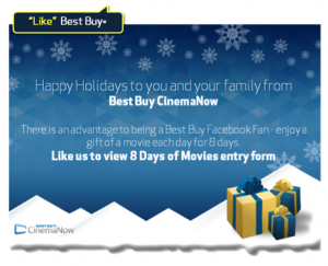 Best Buy Free Movie Cinema Now