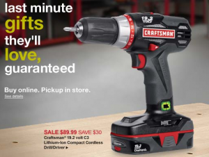 Craftsman Tools sale