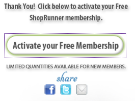 Free Year of ShopRunner