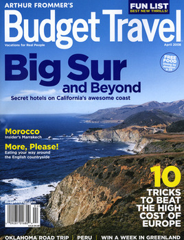 us travel  magazine