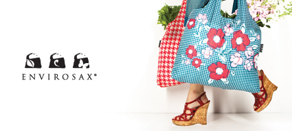 Get eco-friendly bags from Envirosax