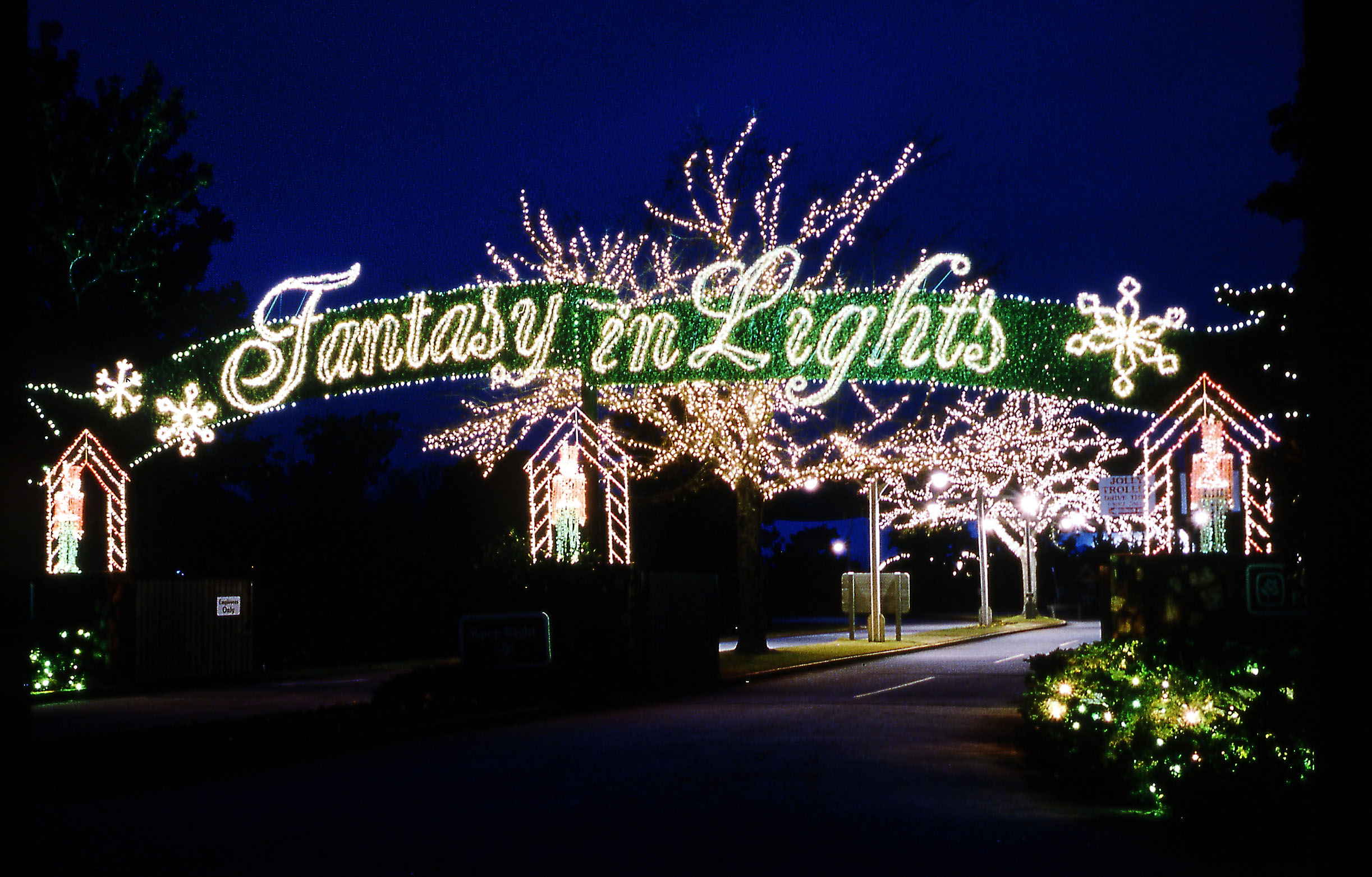 Callaway Gardens Fantasy in Lights Tickets B1G1 Southern Savers