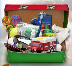 operation christmas child roundup