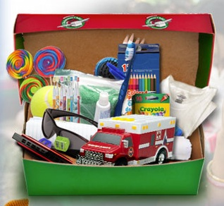 Operation Christmas Child Build A Box Amp Giveaway
