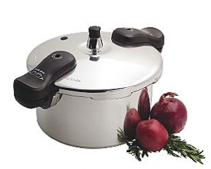 basic essentials pressure cooker