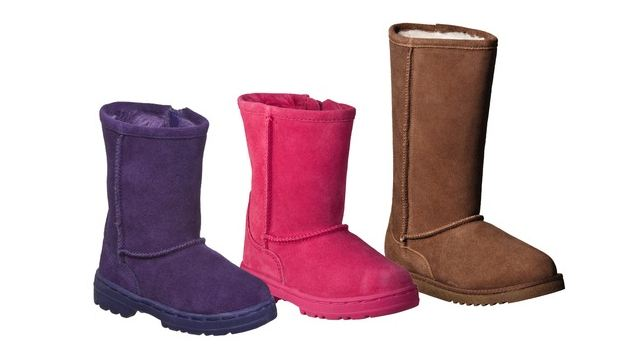 9bf1b8a0820 Target Daily Deals: Girl's Winter Boots BOGO 50% Off :: Southern Savers