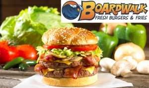 Boardwalk Burgers coupon