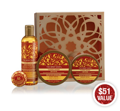 Body Shop Holiday Clearance and Coupon Code