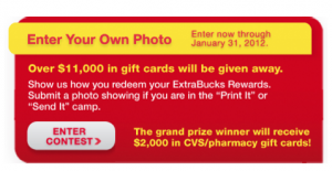 CVS Money Trasher Gift Card