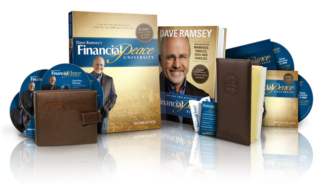 "Financial Peace Kit - The Dave Ramsey ""$5,000 Win with Money Giveaway"" Sweepstakes"