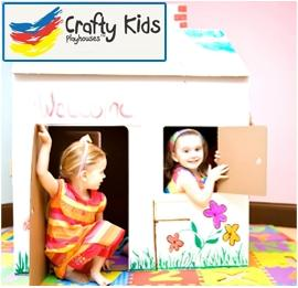 crafty kids creative playhouse
