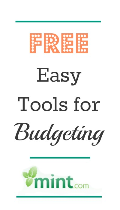 Free easy tools for budgeting and frugal living with mint.com