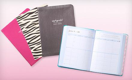 Groupon: My Agenda or Mom Agenda Planner $19 :: Southern Savers
