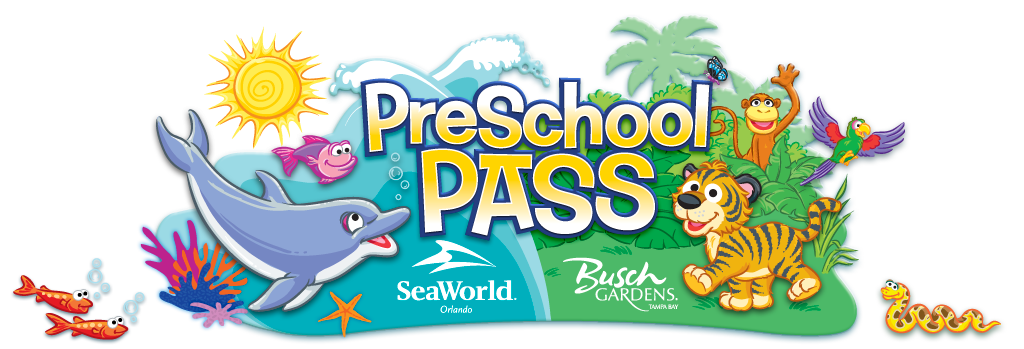 Florida Residents Free Annual Preschool Pass To Busch Gardens Sea World Southern Savers
