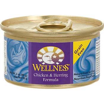 Wellness Wet Cat Food Food
