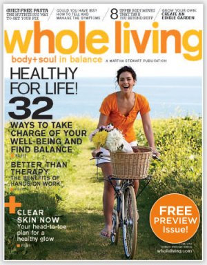 Living Magazine tanga whole living magazine subscription 3 99 wed 7 am